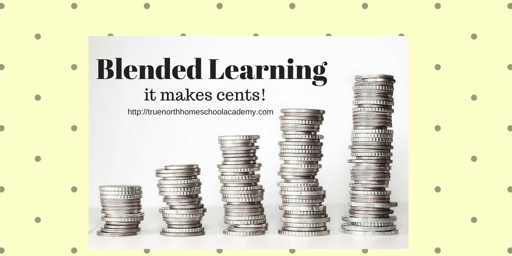 Blended Learning- It just makes Cents!