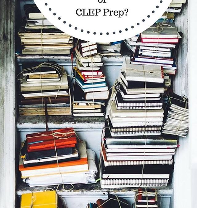 The What and Why of Clep Exams