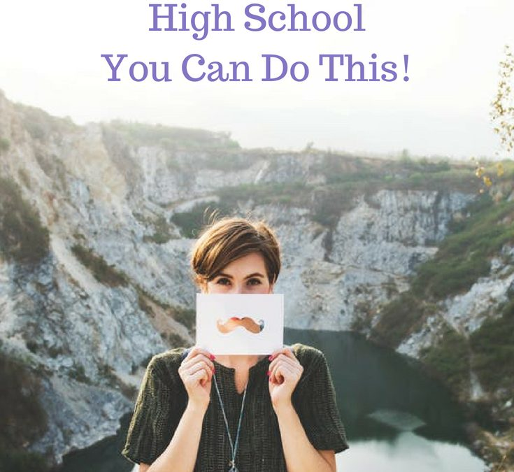 Homeschool High-School: You can do this!