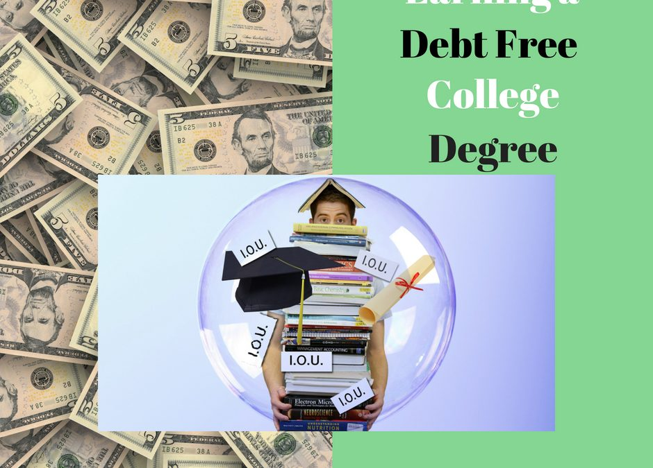 Earning a Debt-Free College Degree