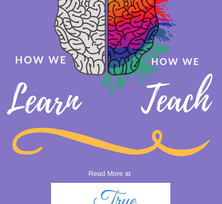 How We Learn: How We Teach