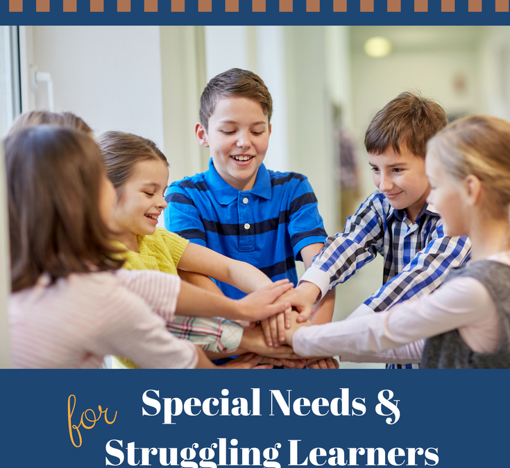 Thinking & Learning Center for Special Needs & Struggling Learners