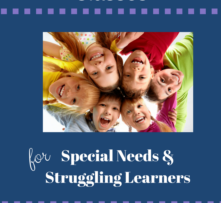 Breakthrough Special Needs/Struggling Learners Program