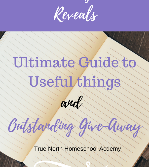 Homeschooling Insider Reveals Ultimate Guide to Useful things: Outstanding Give-Away!