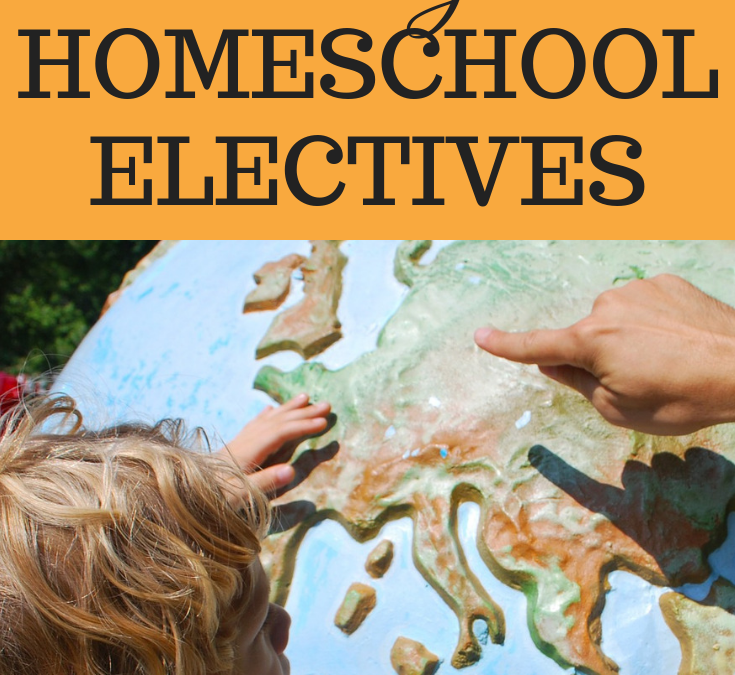 Pursuing Interests through Homeschool Electives