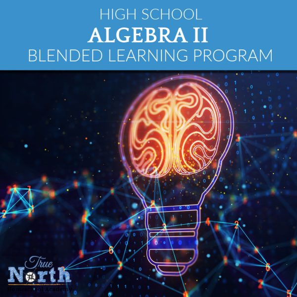 online Algebra Two learning program for homeschoolers