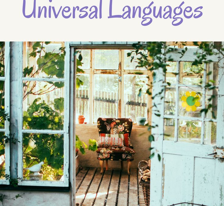 Latin Math Music Universal Languages