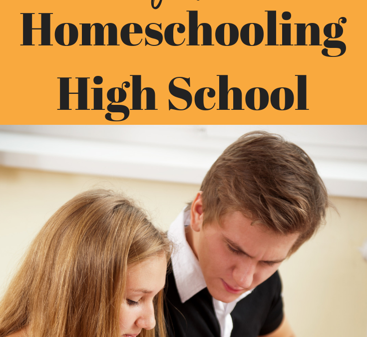 Will you be homeschooling high school? Check out essential these tips now! #homeschooling #highschool #homeschoolonline #truenorthhomeschoolacademy