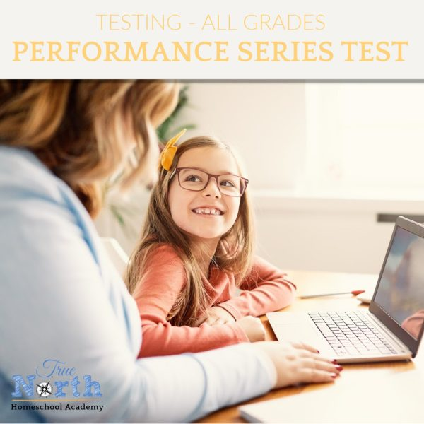 Performance Series testing for grades k-12 standardized tests