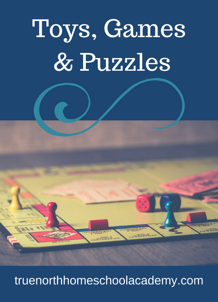 Toys, Games & Puzzles