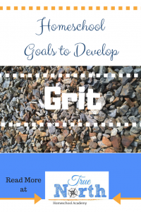 Grit Goals True North Homeschool Academy