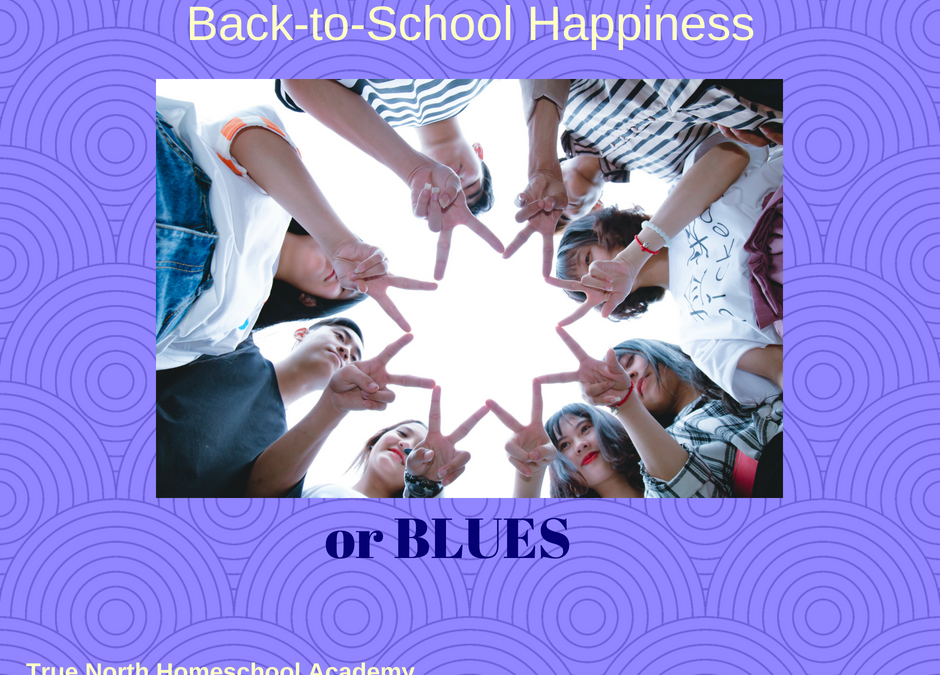 Back to School – Happiness or Blues?