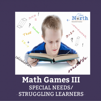 Math Games III Special Needs