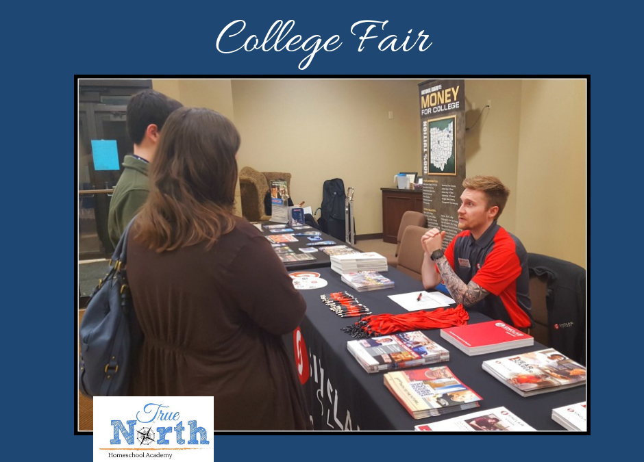 Planning a Homeschool College & Career Fair