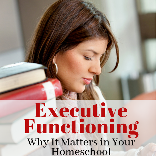 Executive Functioning & Why it Matters in Your Homeschool