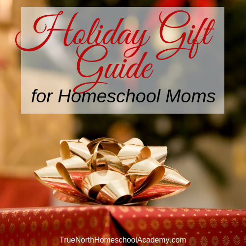 Holiday gift guide for the homeschool mom
