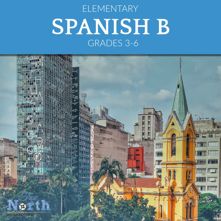 TNHA Product Image Spanish B For Elementary Grades 3-6