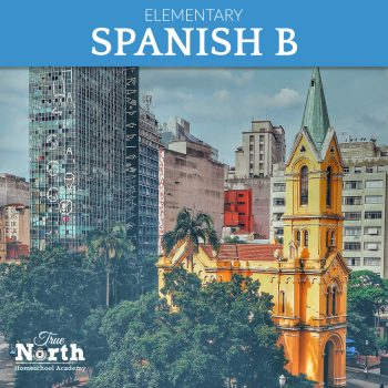 online spanish language learning class for Elementary age
