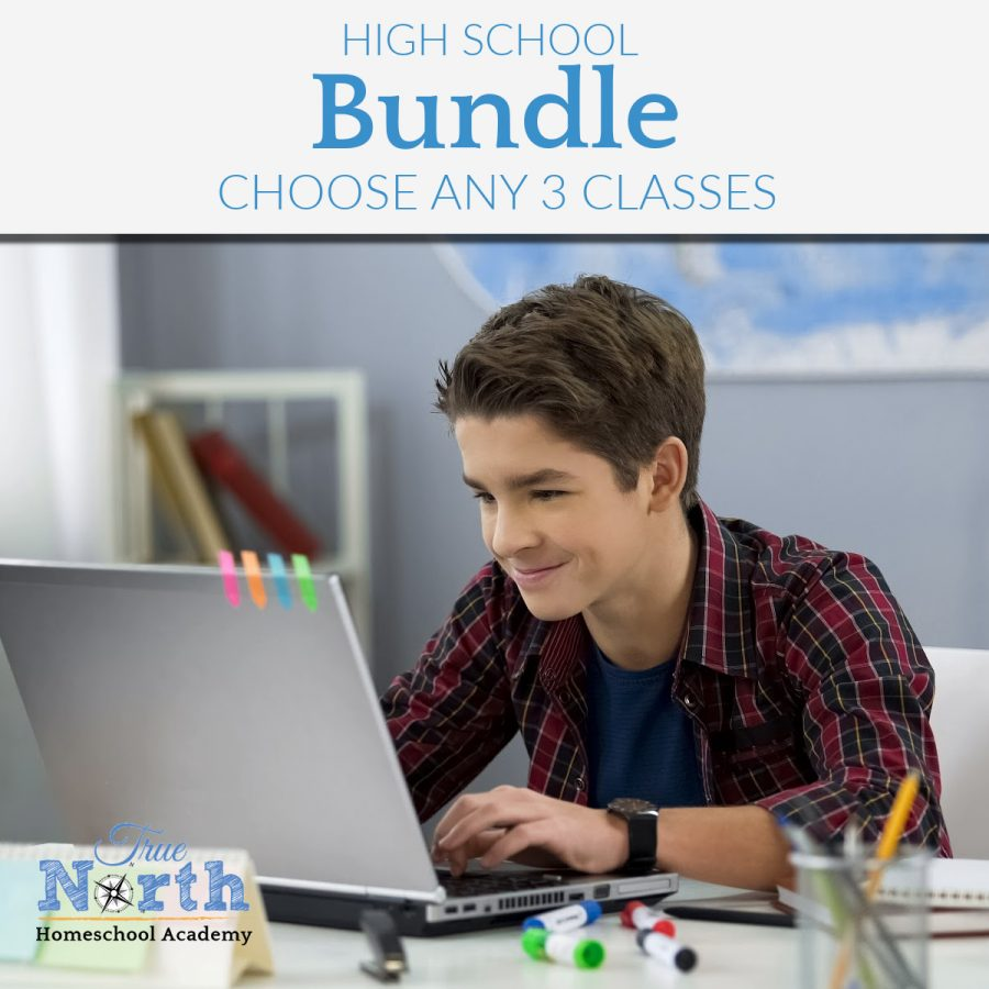 TNHA Product Image Sr High 3 class bundle updated for 2021-22 school year