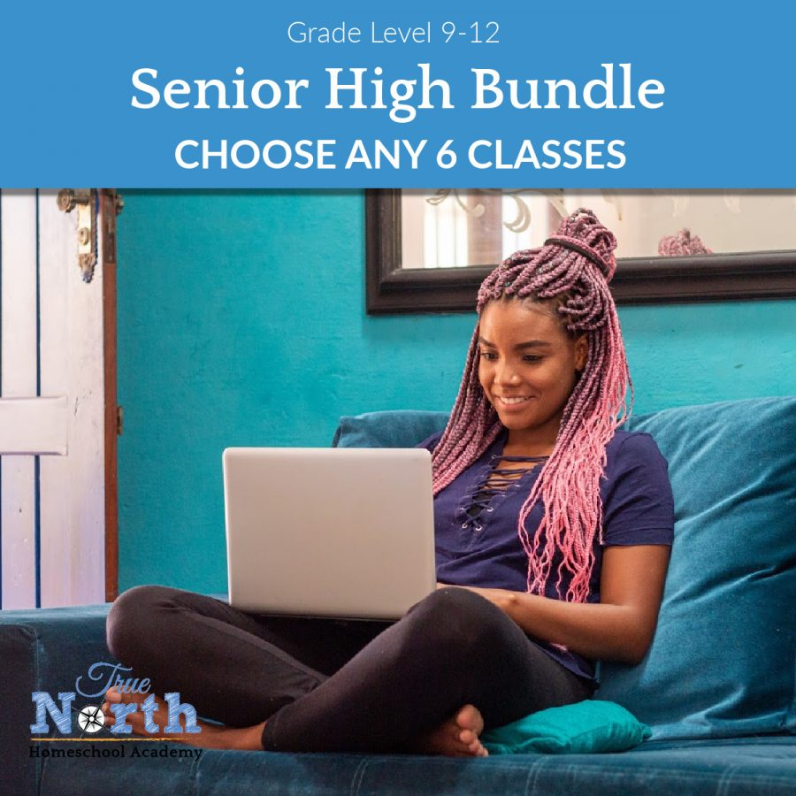 Senior High Six Class Bundle