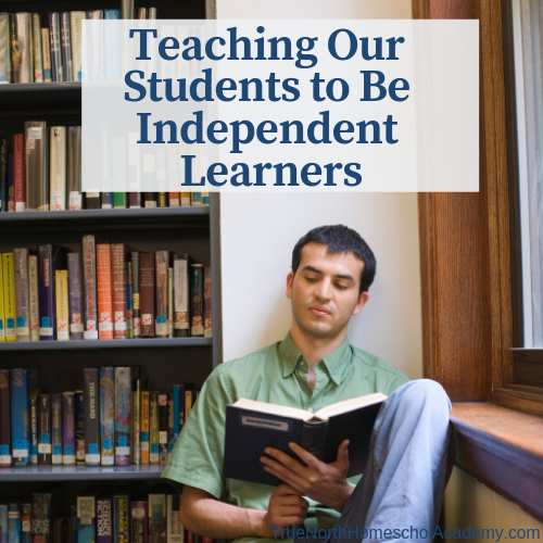 Teaching Our Kids to Be Independent Learners