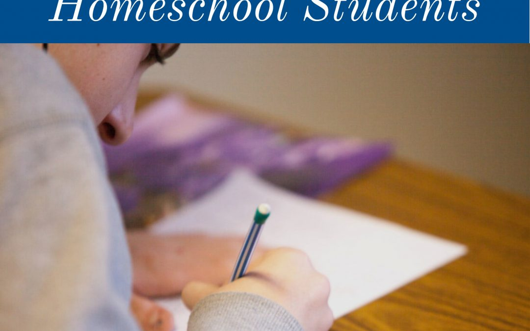 SAT and ACT Prep for Homeschool Students