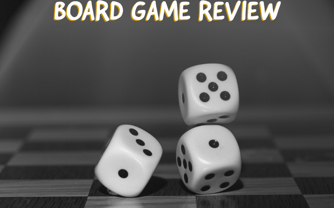 Arrethtrae Board Game Review