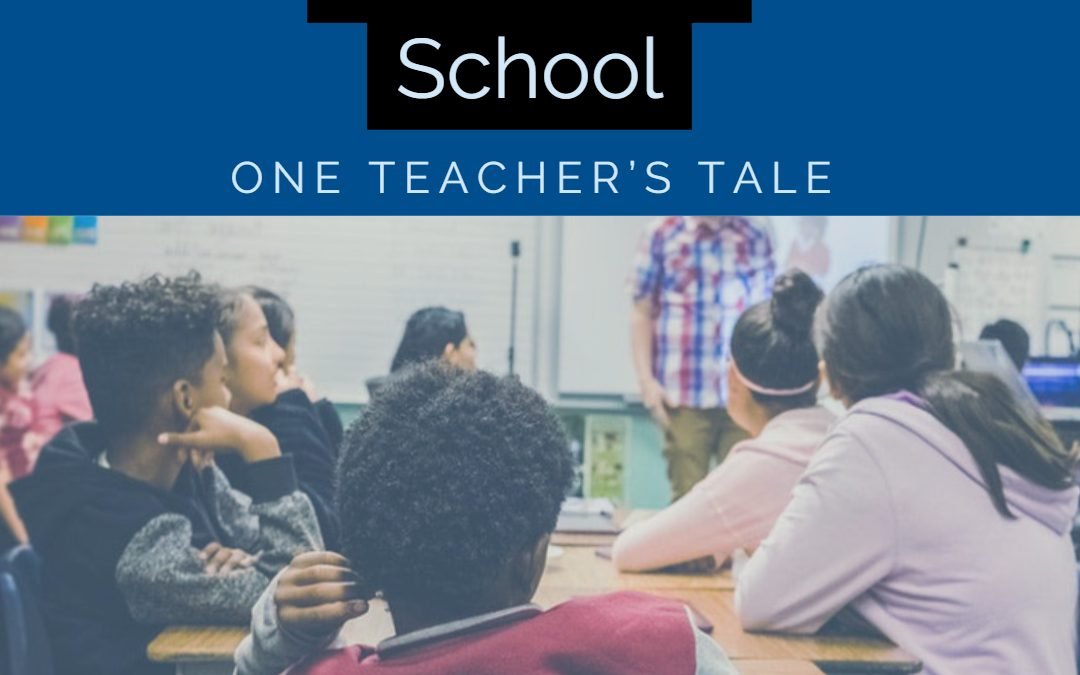 Meditations on Middle School – One Teacher's Tale