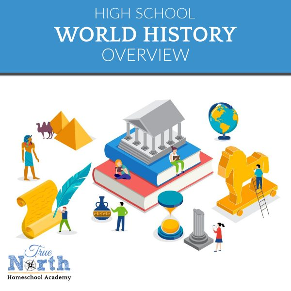 TNHA World History Overview High School Online Course