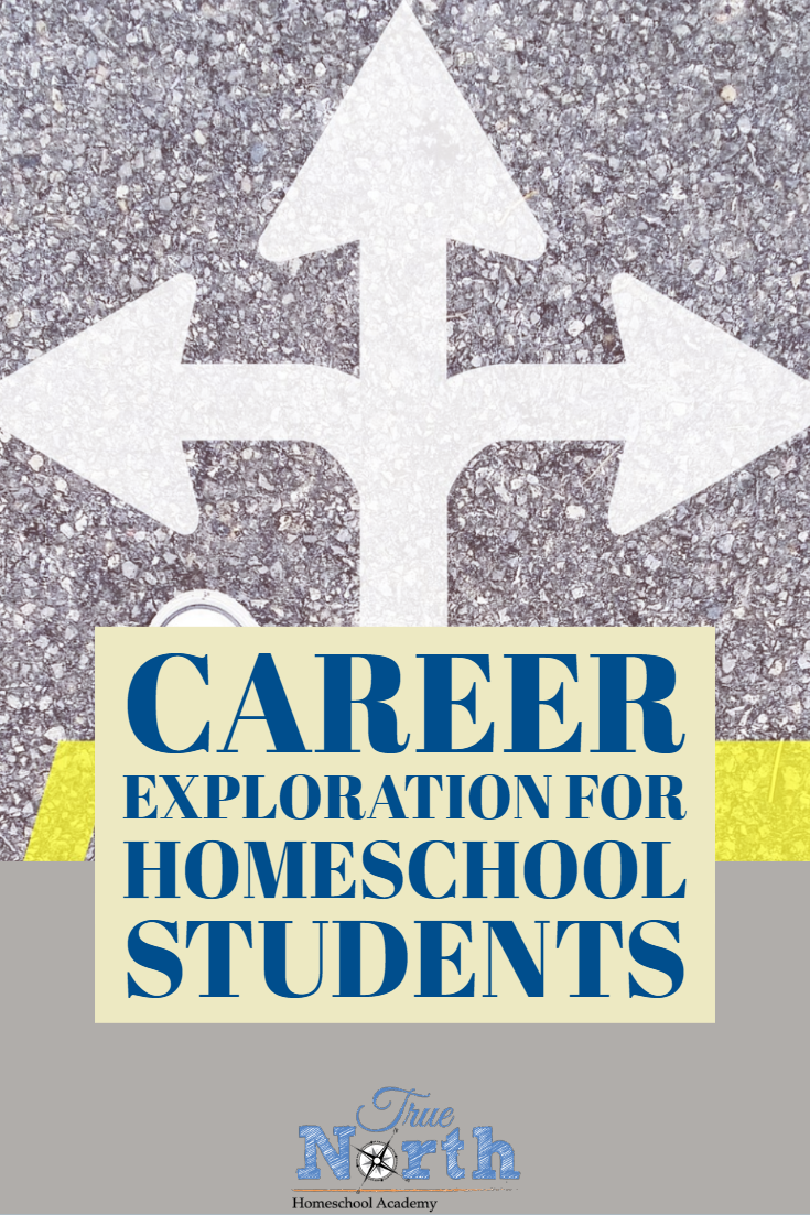 Are you exploring career exploration options for your homeschooler?  Check out these tips on how to point your child towards their desired career! #TNHA #career #homeschoolinghighschool