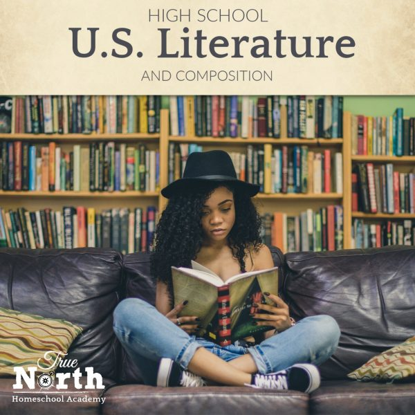 American Literature online class for high schoolers
