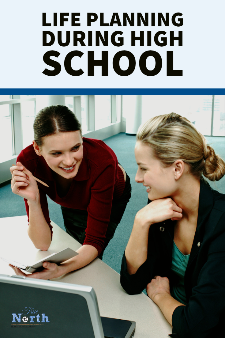 Are you propelling your homeschool students toward a successful career? Life planning is an essential part of establishing, and maintaining, a fulfilling career. By taking important steps during your homeschool student's high school years you can set them on the path of success. Find out how today! #careerplanning #homeschoolinghighschool #TrueNorthHomeschoolAcademy