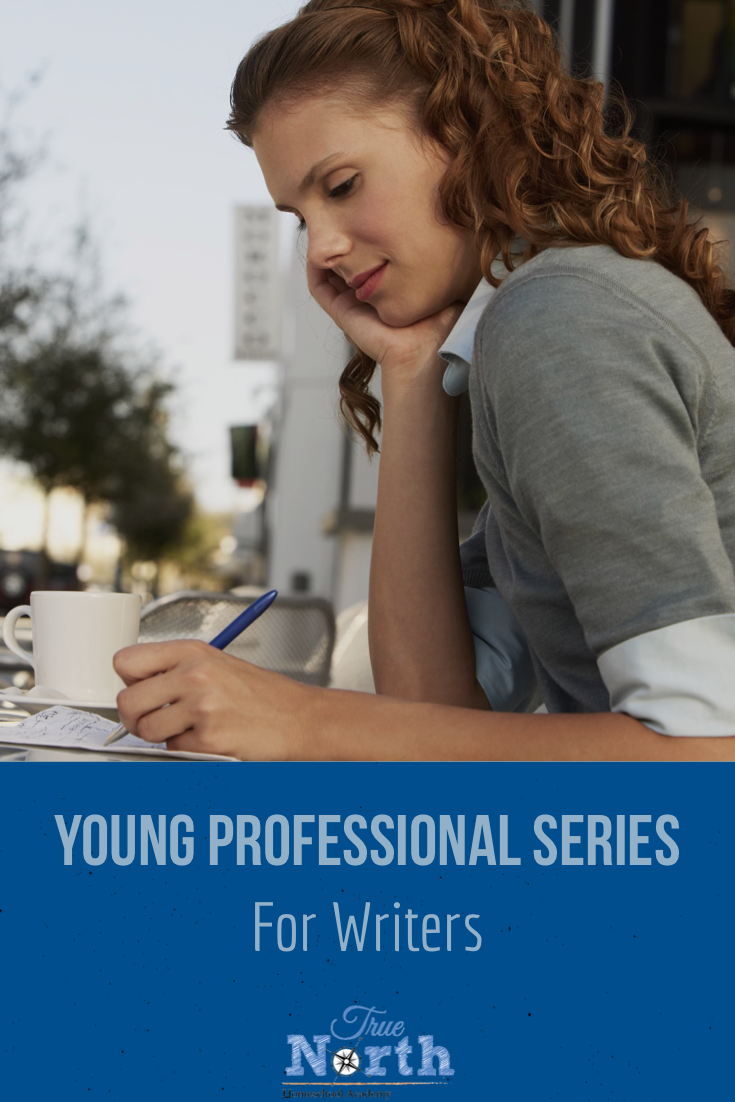 Does your child dream of becoming a writer? Check out this ebook to find out how you can prepare your child to become a writer. Set your child up for success today with this great ebook! #Youngprofessionals #truenorthhomeschoolacademy #writer