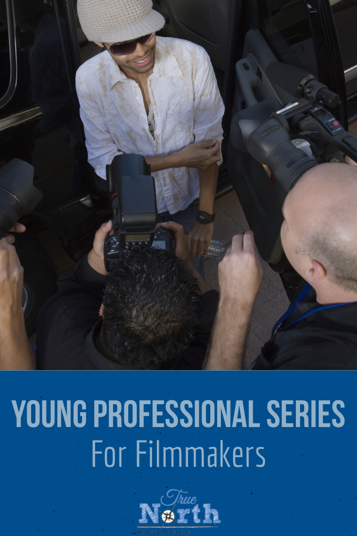 Does your child dream of becoming a film maker? The best time to prepare your child for their future career is now. In this ebook you can figure out how to prepare your child to become a film maker. #filmmaker #careerprep #truenorthhomeschoolacademy #youngprofessionals