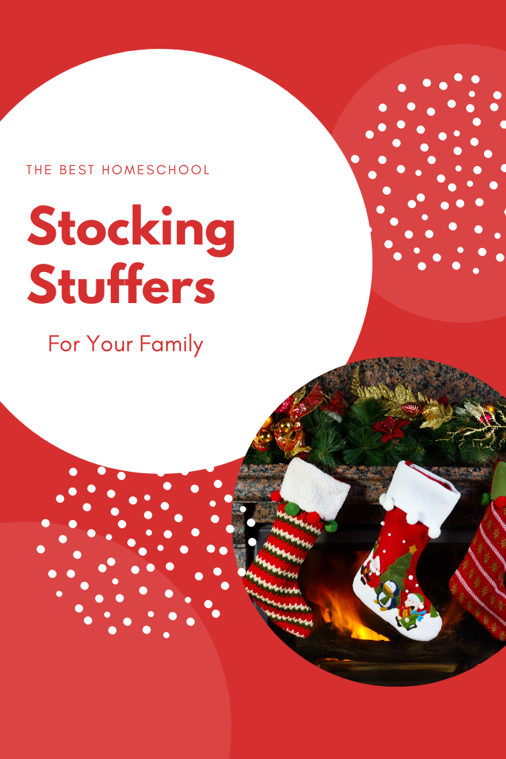 Stocking Stuffers for your homeschool family