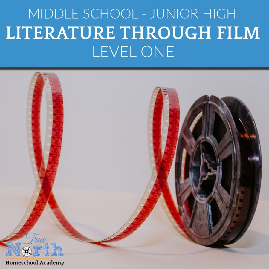 Literature through film middle school composition class online for homeschoolers