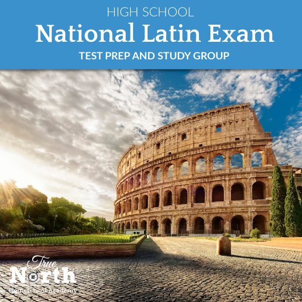 The National Latin Exam Study Group Meets online for test prep.
