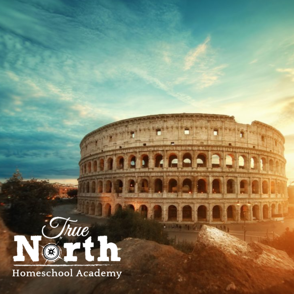 National Latin Exam Prep online live classes teacher for elementary students of True North