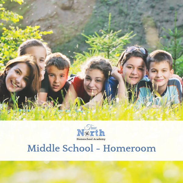 Online live classes teacher for middle school students of True North