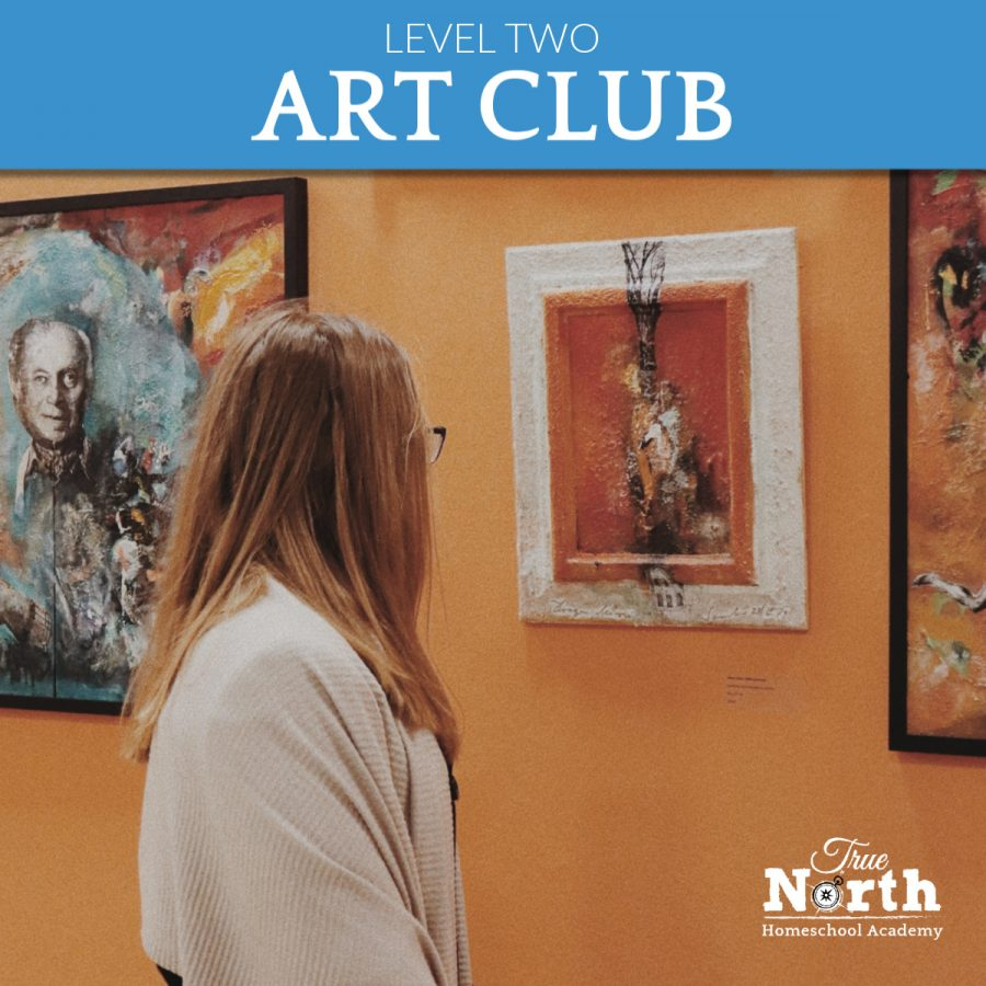 Art Club Level 2 will continue to inspire your students as they build art and communication skills. This is an online interactive club meeting twice a month; Art History, Skills Development- read more...