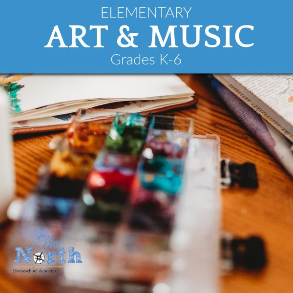 TNHA Product Image Art & Music updated 2021-2022 school year