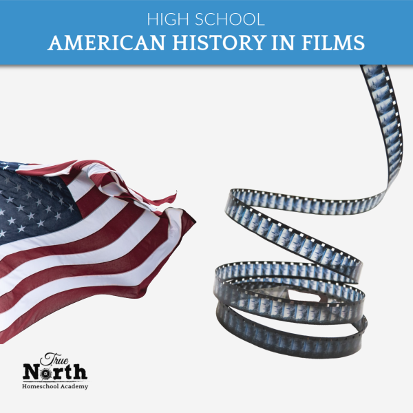 Online live classes for high school students of True North Homeschool Academy - Modern American History Class