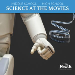 Online live Science classes forHigh school and middle school students of True North Homeschool Academy