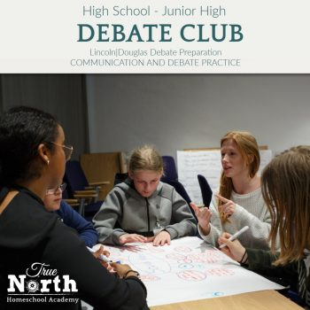 Debate Club Practice online