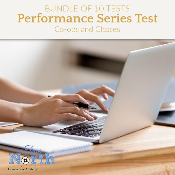 Testing performance series bundle of 10