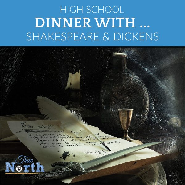 TNHA High School History and Literature Class online the Era of Shakespeare and Dickens