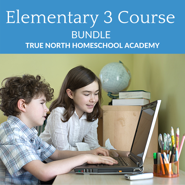 Elementary 3 Course Bundle
