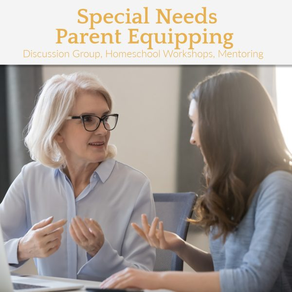 Special Needs Parent Equipping
