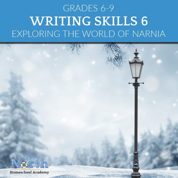 TNHA Product Image - Grades 6 to 9 IEW writing online class for homeschoolers