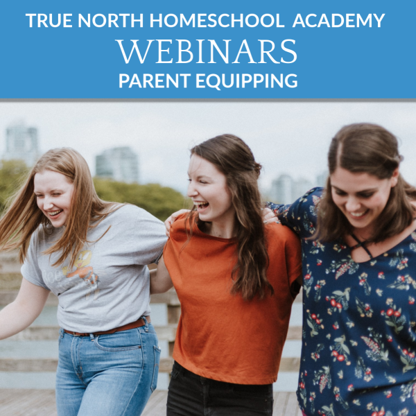 Homeschool Parent webinars on homeschooling topics